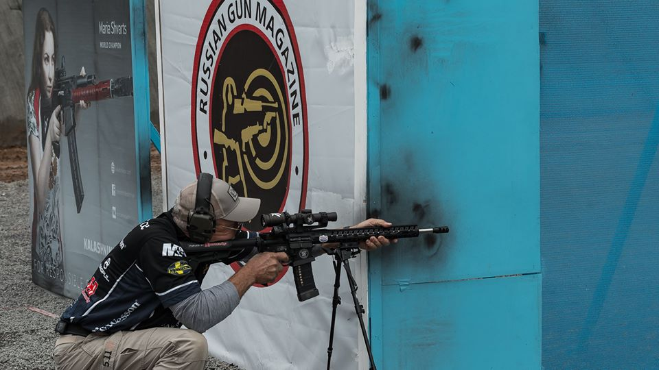 Jerry Miculek and fam place big in Russian IPSC championship (PHOTOS