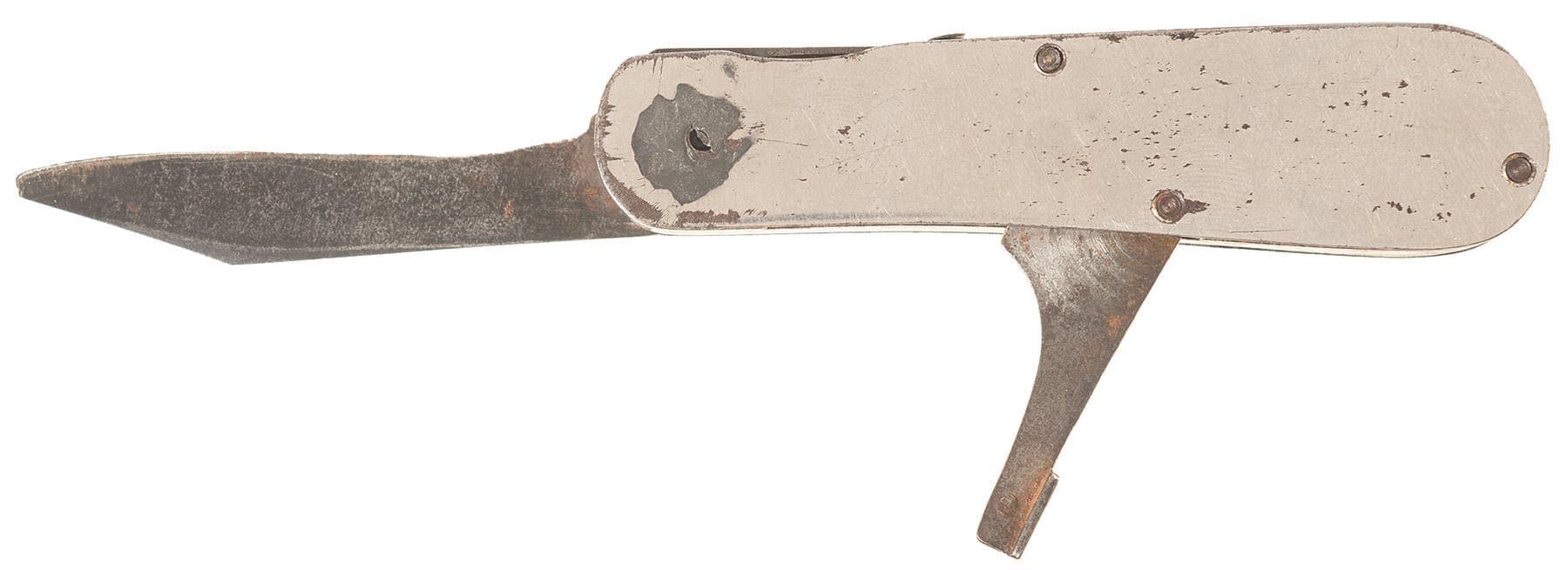 Knife Pistol