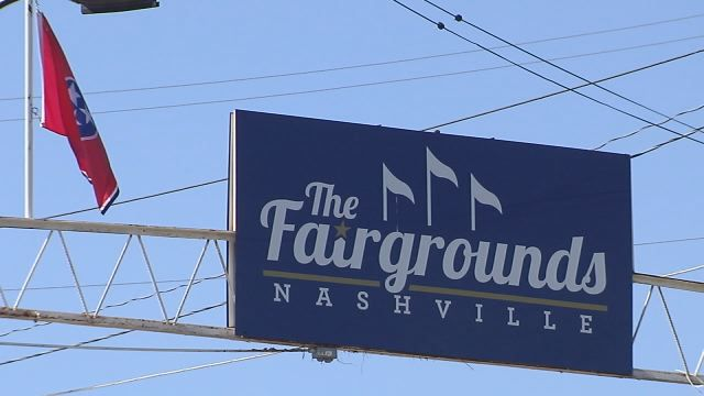 A vendor who has been booking gun shows at the fairgrounds for more than 30 years has lost another round in his suit against the venue over their new policy against such events. (Photo: WKRN)