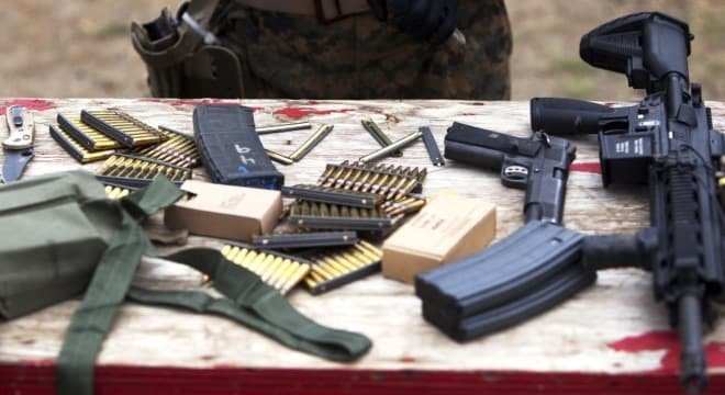 A ban on pre-ban detachable magazines capable of holding 10 or more rounds set to become active on Saturday has been put on hold by a federal court (Photo: DOD)