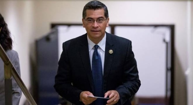 "California Attorney General Xavier Becerra saw his office's proposed new regulations on ""assault weapons"" halted by compliance watchdogs.. (Photo: Andrew Harnik/AP)"