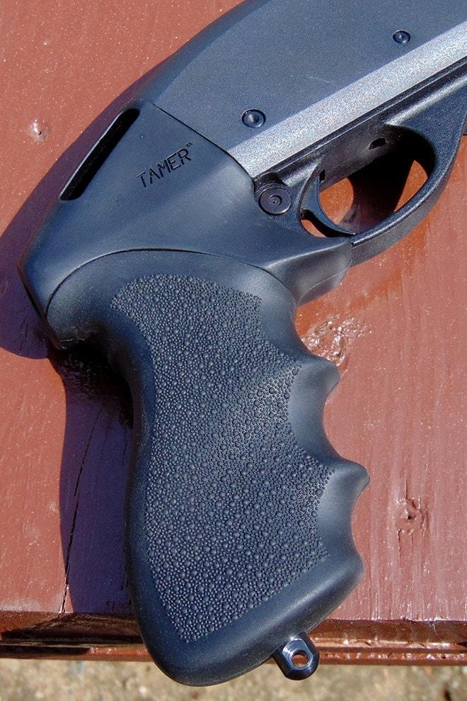 Building a your own short barreled, pistol grip shotgun on a