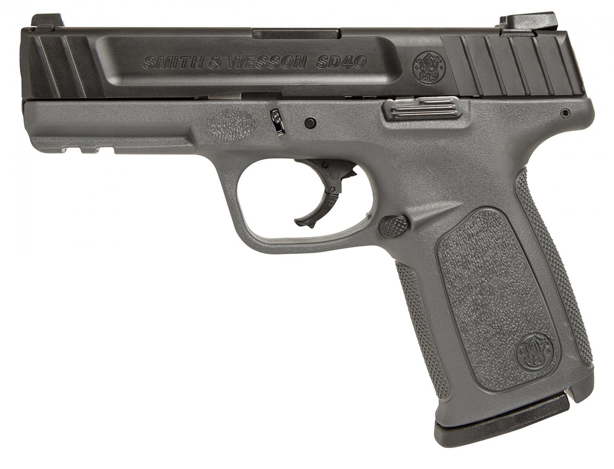 Smith & Wesson livens up the Self Defense pistol series adding new colors for consumers. (Photo: Smith & Wesson)
