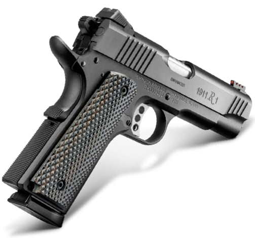 The R1 Ultralight Commander carries on the 1911 tradition, but with a lightweight design. (Photo: Remington)