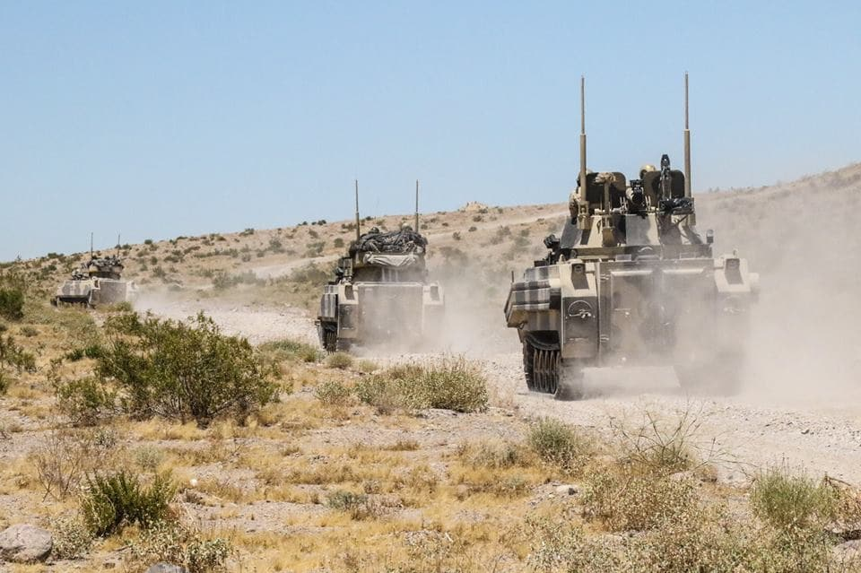 The Army's Russian brigade Vehicles of the OPFOR (PHOTOS) (10)