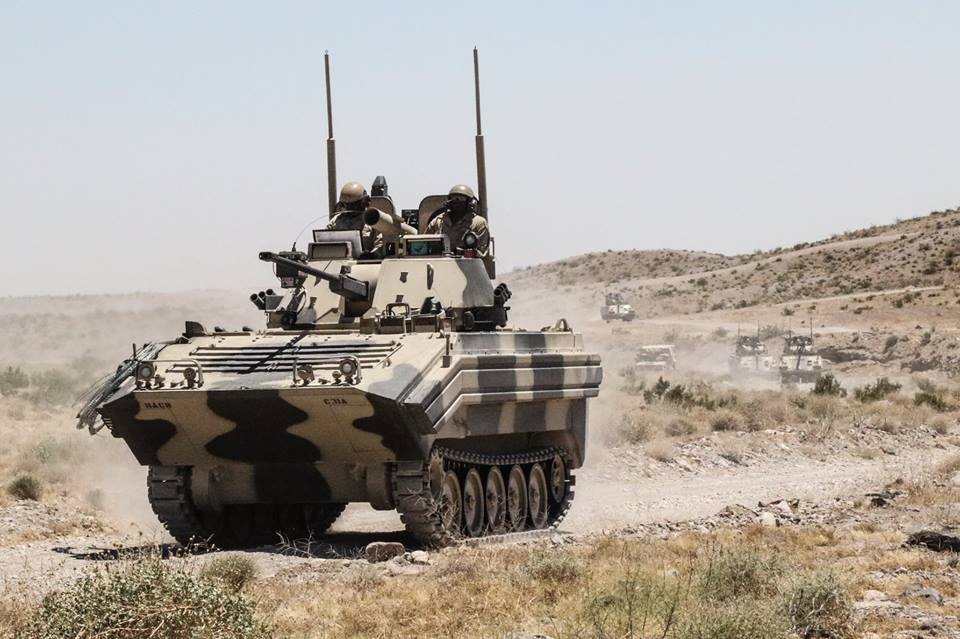 The Army's Russian brigade Vehicles of the OPFOR (PHOTOS) (11)