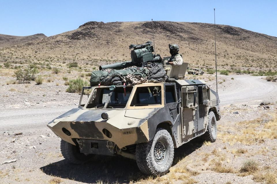 The Army's Russian brigade Vehicles of the OPFOR (PHOTOS) (13)