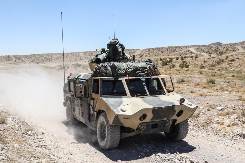 The Army's Russian brigade Vehicles of the OPFOR (PHOTOS) (9)