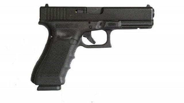 Glock 17 Gen 4.