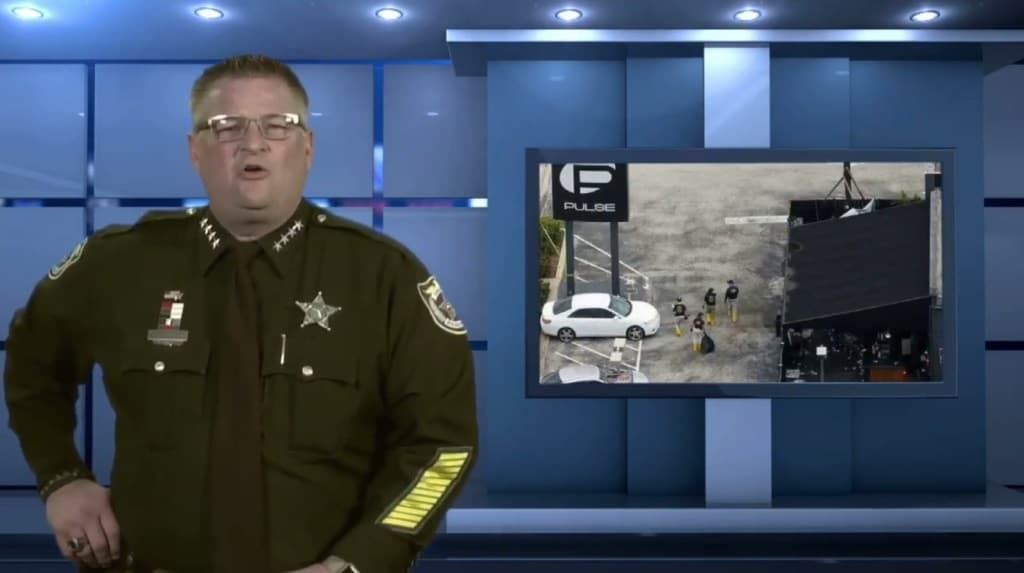 Brevard County Sheriff Wayne Ivey. (Photo: Facebook)