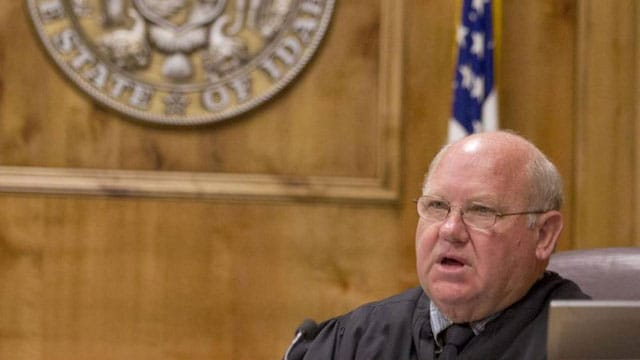 Fifth District Judge Randy Stoker
