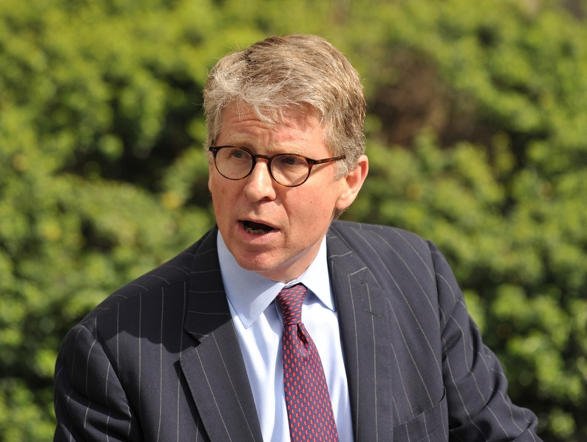 New York County District Attorney Cy Vance. (Photo: Getty Images)