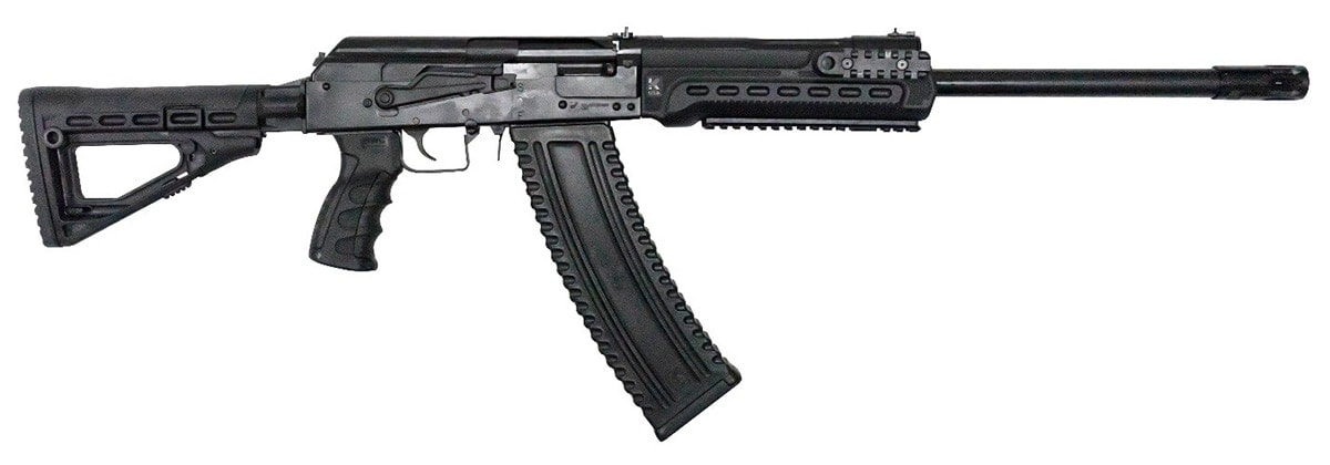The KUSA KS-12 series shotguns boast a tactical look on the 12 gauge platform. (Photo: Kalashnikov USA)