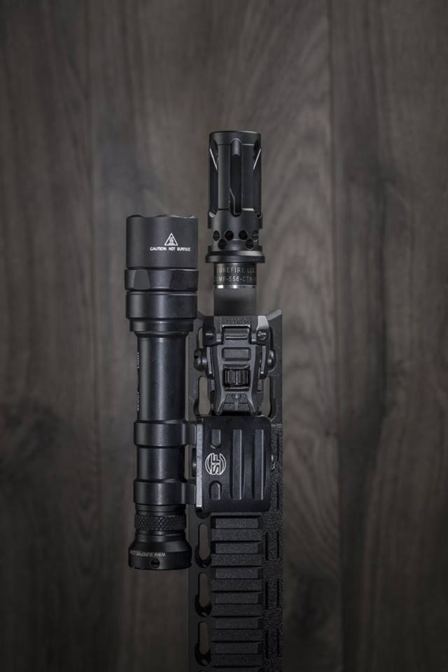 The adapters pair with(Photo: Surefire)