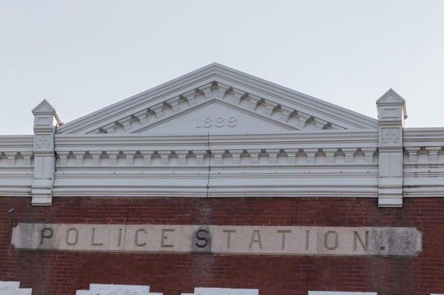 police station condo