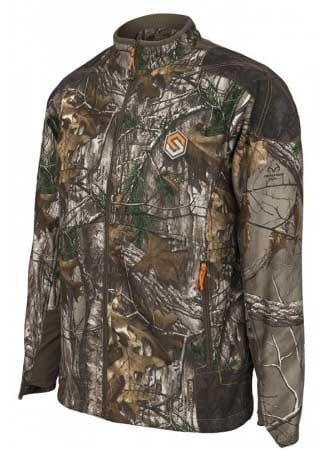 The Full Season Tactix Jacket offers five total pockets. (Photo: Scentlok)