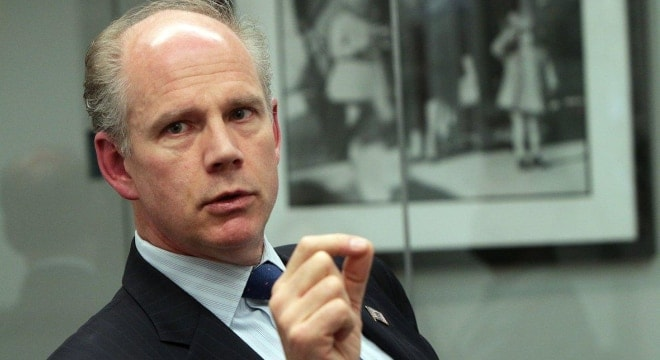 Rep. Dan Donovan is backing a bill to remove guns from those with stalking convictions or domestic abuse as dating partners (Photo: Andrew Schwartz/New York Daily News)