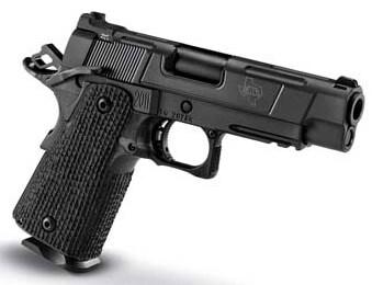 STI expands its Costa pistols, adding the Costa VIP to the lineup. (Photo: STI)