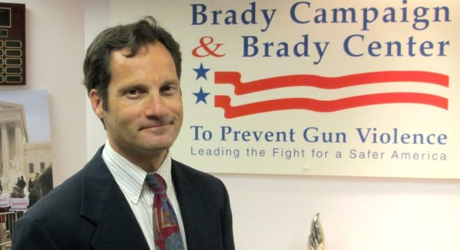 Jonathan Lowy, director of the Brady Center's Legal Action Project (Photo: Brady Campaign)