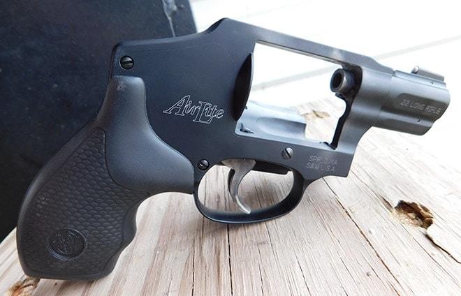 43c pistol on table