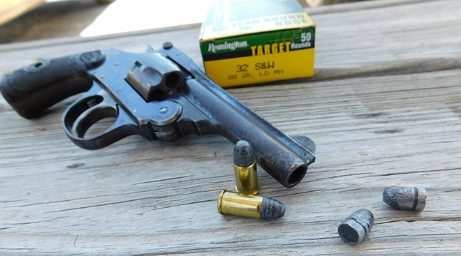 Gun Review: Iver Johnson Safety Automatic Revolver in 32 S&W