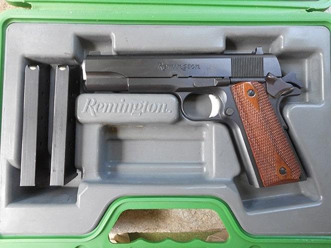 remington 1911 r1 unboxxing