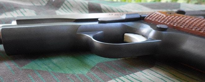 remington r1 1911 sideview