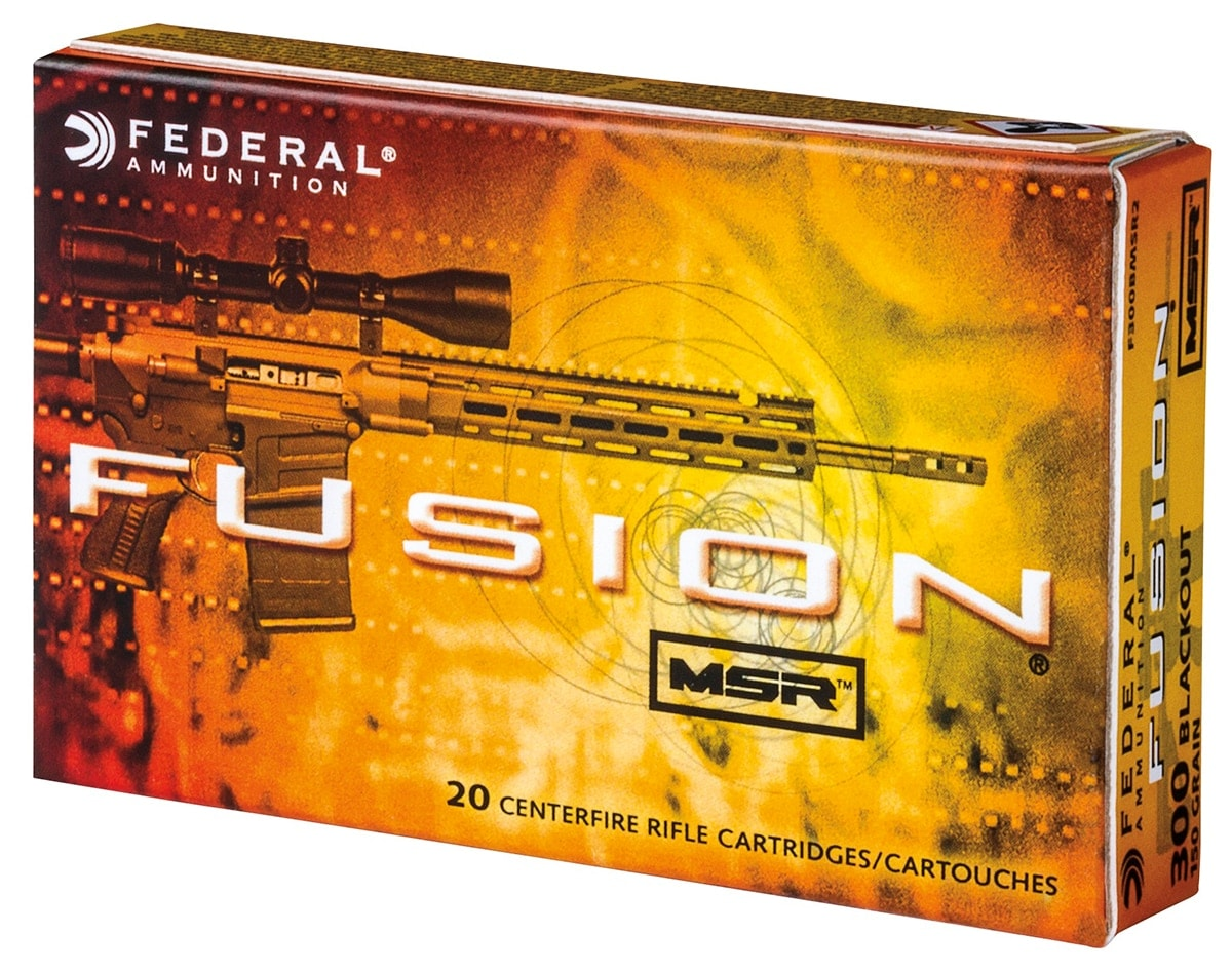 The Fusion MSR is designed specifically for the AR-15 platform. (Photo: Vista Outdoors)