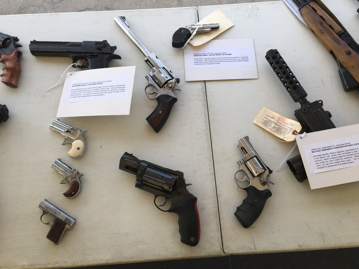 LA County melted down 4,971 guns into rebar this week (VIDEO) (2)
