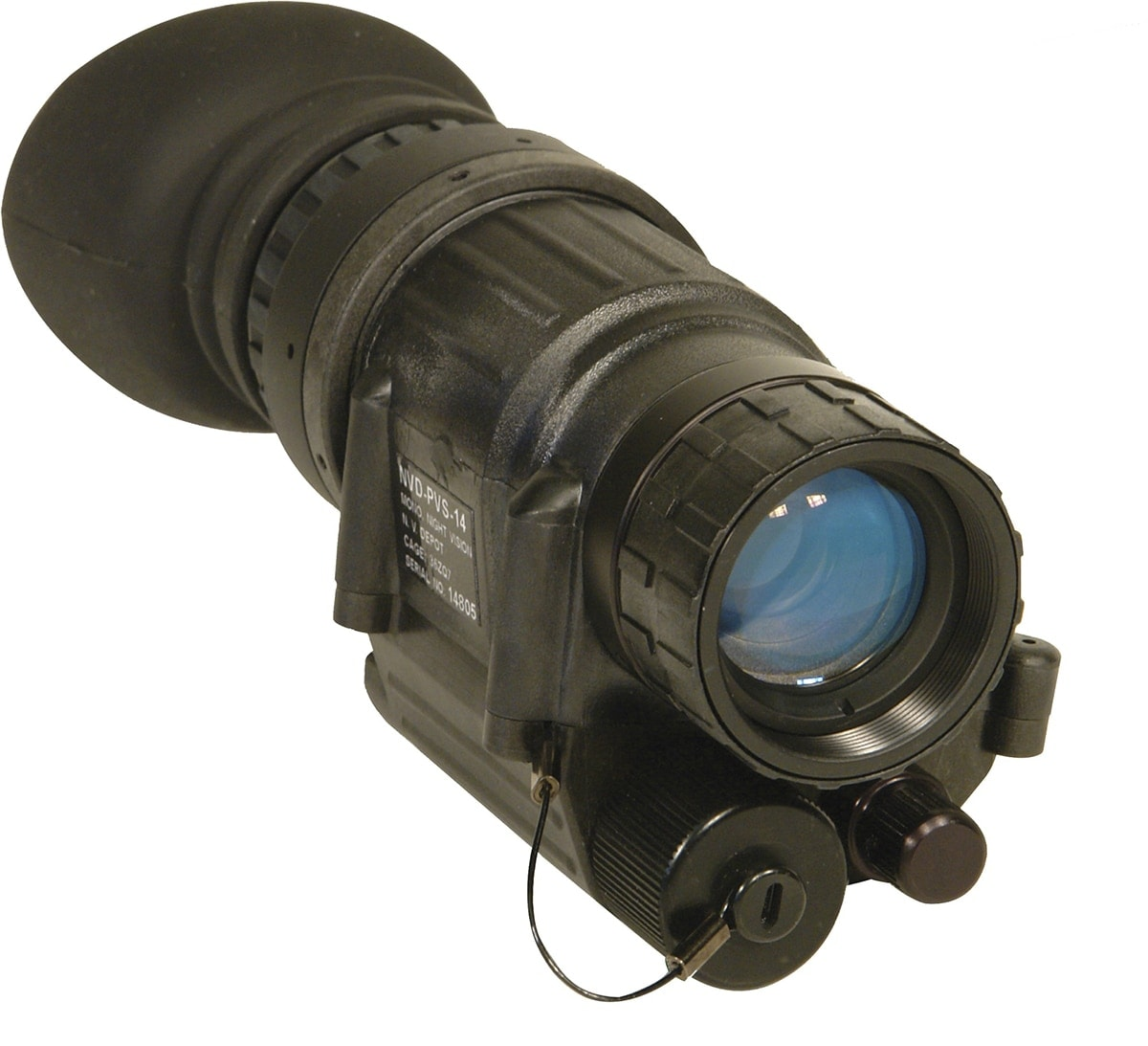 The Sentry monocular offers night vision capabilities for a myriad of missions. (Photo: Vista Outdoor)