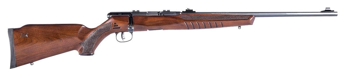 The B Series Hardwood is the latest model to hit Savage Arms' B series rifle lineup. (Photo: Savage Arms)
