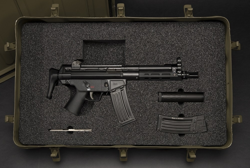SilencerCo's Dakota Tactical D300 A3 SBR (5)