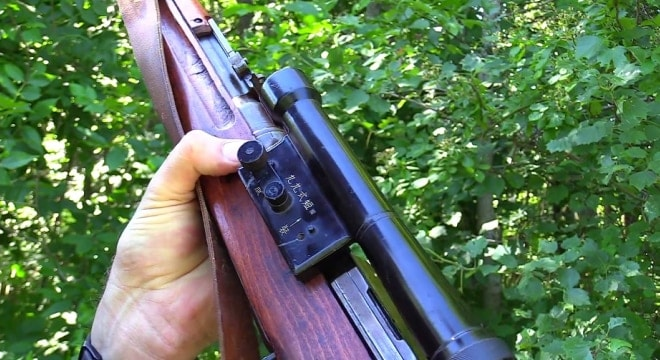 Sniper rifle of the Rising Sun: The Japanese Type 99 Arisaka (VIDEO)