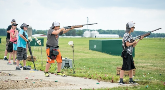 Wisconsin's Scholastic Clay Target Program has over 3,500 students enrolled and is one of the most popular youth sports programs in the state. (Photo: Scholastic Shooting Sports Foundation)