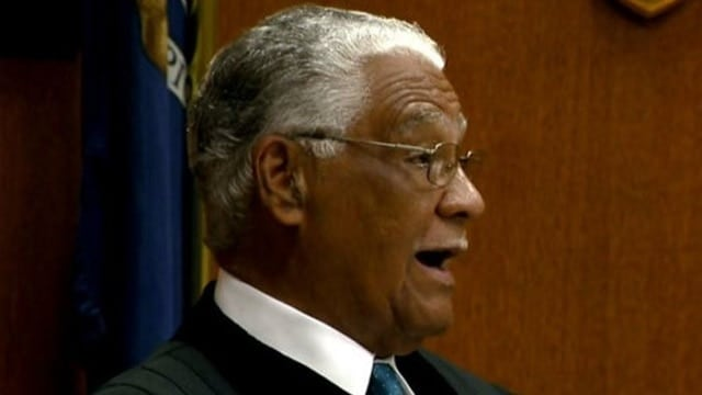 Judge Dalton Roberson. (Photo: WDIV)