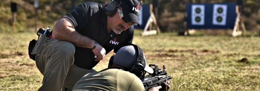 The Tavor Operators Course is heading to three states to offer civilians and law enforcement training opportunities. (Photo: IWI US)