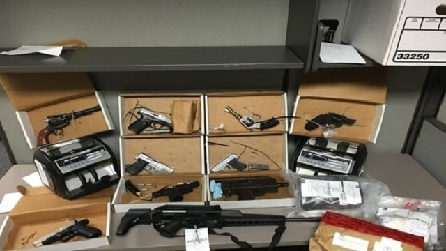 A Connecticut bail bondsman has been convicted of buying guns in Georgia and reselling them in his home state. (Photo: WJCL)