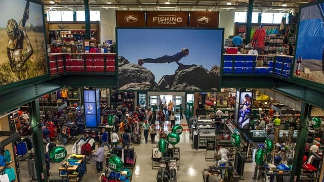 Dick's Sporting Goods grand opening in Houston, Texas in October 2016. (Photo: Dick's Sporting Goods/Facebook)
