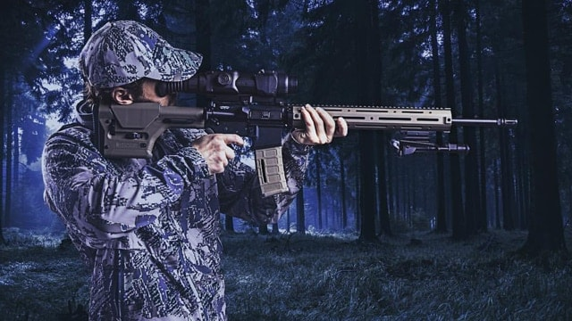 The international optics manufacturer will join Gander Outdoors new product line-up when the re-branded stores launch later this year.(Photo: Pulsar Night Vision/Facebook)