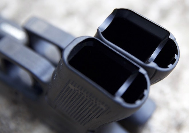 magwell comparison of gen 4 and gen 5 glock 19