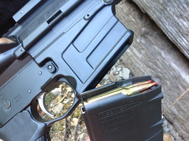 A_mag_loaded_with_.308_A-Max_BLACK_ready_for_the_MSR.__Great_for_punching_targets,_but_even_better_for_hunting