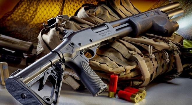 Wilson Combat's Scattergun Technologies shotguns are crafted in Berryville, Arkansas (Photo: Wilson Combat)