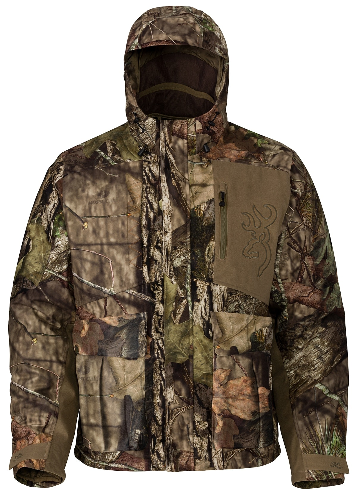 The Hell's Canyon BTU Parka for men by Browning. (Photo: Browning)