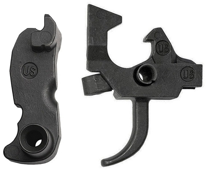 The Fire Control Group by FIME offers a lightweight, shorter trigger pull for AK rifles. (Photo: FIME Group)