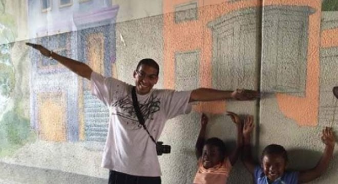 Ramos was shot and killed on Sept. 29, 2015 while working on a mural project under the I580 overpass in Oakland. (Photo: Facebook)