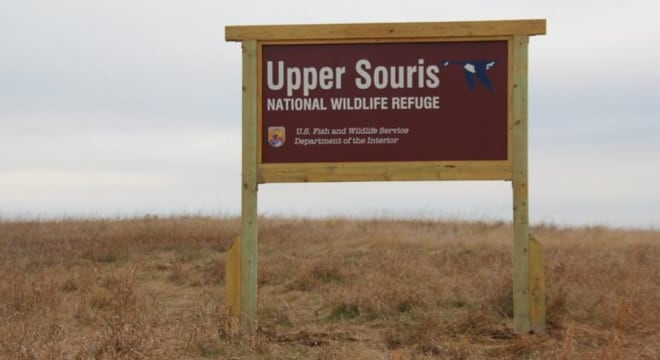 North Dakota's Souris River Basin National Wildlife Refuge is one of 10 that could see expanded hunting and sport fishing opportunities. (Photo: USFWS)