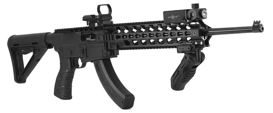 The Chassis System for Ruger 10/22 packs in the features to offer (Photo: Ghost Manufacturing)