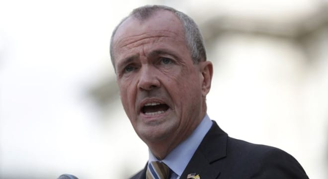 Phil Murphy, New Jersey's Democrat candidate for governor in the upcoming November election, wants gun taxes and registration in addition to vowing to sign every gun control bill Chris Christie vetoed. (Photo: Republican Governors Association)