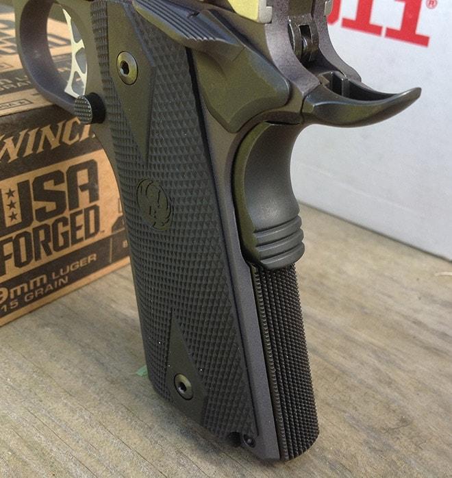 Gun Review: Ruger SR 1911 semi-automatic handgun in 9mm (VIDEO)