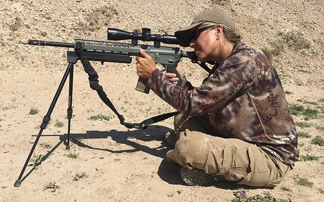 I_mounted_the_Swagger_in_a_forward_position,_to_retain_the_option_of_gripping_the_AR_by_the_magazine_well.